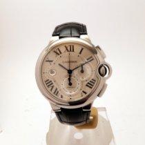 Cartier Ballon Bleu nouveau 2012 Remontage automatique Chronographe Montre uniquement 3109