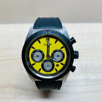 Tudor Fastrider Chrono Steel 42mm Yellow United States of America, Florida, West Palm Beach