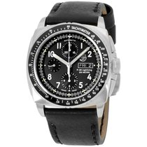 Luminox P-38 Lightning Steel 51mm Black Arabic numerals United States of America, New Jersey, Somerset