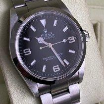 Rolex Staal 36mm Automatisch 114270 tweedehands