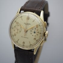 Universal Genève Yellow gold 34.5mm Manual winding 12439 pre-owned