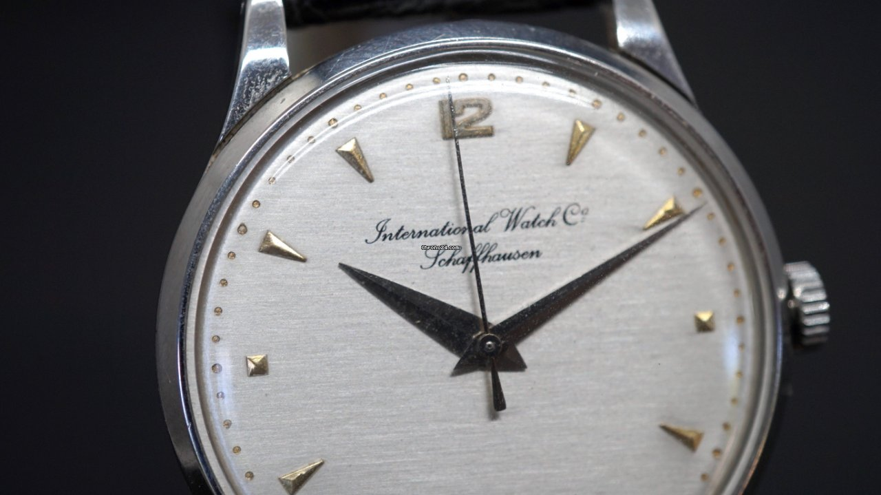 IWC 1953 pre-owned