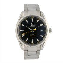 Omega Steel Seamaster Aqua Terra 42mm pre-owned United Kingdom, Sutton