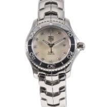 TAG Heuer Link Lady pre-owned 27mm Steel