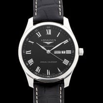 Longines Master Collection Steel 42mm Black United States of America, California, Burlingame