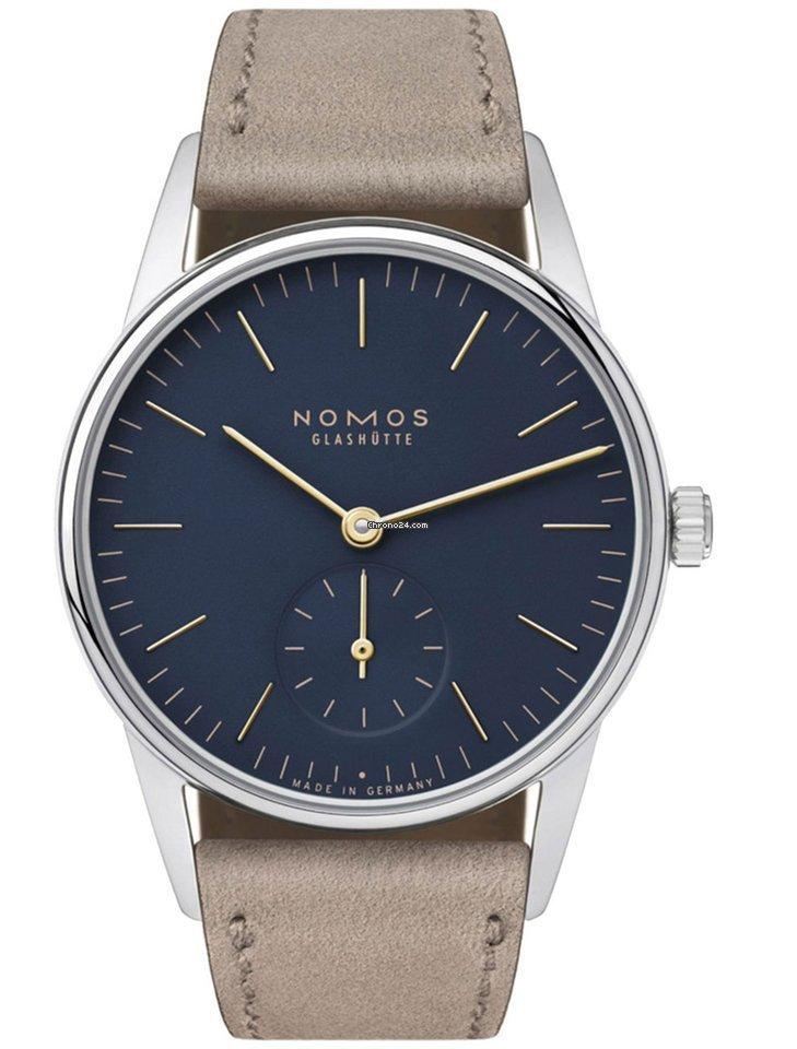 NOMOS Orion 33 329 2021 new