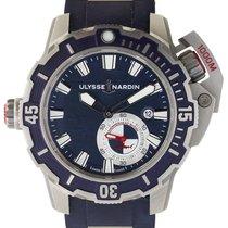 Ulysse Nardin Hammerhead Shark 3203-500LE-3/93-HAMMER Very good Titanium 46mm Automatic