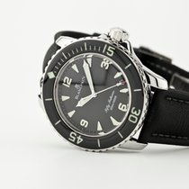 Blancpain 5015-1130-52 Acero 2014 Fifty Fathoms 45mm usados