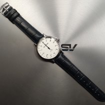 Meistersinger Scrypto pre-owned 43mm Leather