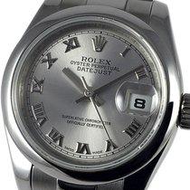 Rolex Lady-Datejust Acero 26mm Plata Romanos España, Barcelona