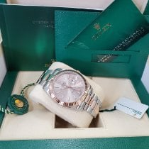 Rolex Datejust II Gold/Steel 41mm Silver No numerals United States of America, New Jersey, Totowa