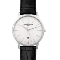 Vacheron Constantin 85180/000G-9230 White gold Patrimony 40mm pre-owned