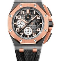 Audemars Piguet 26405NR.OO.A002CA.01 Or rose Royal Oak Offshore Chronograph 44mm occasion