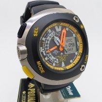 Citizen Promaster JV0055-00E Citizen  Promaster Cyber Aqualand Nuevo Titanio 47mm Cuarzo