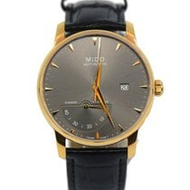Mido Gold/Steel 42mm Automatic M8605.3.13.4 new United States of America, New York, New York