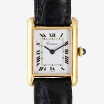 Cartier Tank Louis Cartier Yellow gold 20mm United States of America, New Jersey, Garwood