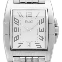 Piaget Upstream Steel 33mm White
