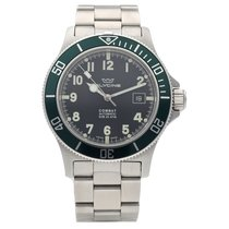 Glycine Steel 42mm Automatic Combat pre-owned United States of America, Florida, Sarasota