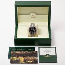 Rolex GMT-Master II 16710 Bueno Acero 40mm Automático