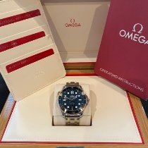 Omega 210.20.42.20.01.001 Steel 2020 Seamaster Diver 300 M 42mm pre-owned