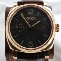 Panerai Radiomir 1940 3 Days Red gold 47mm Brown Arabic numerals United States of America, Illinois, Plainfield