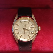 Rolex Yellow gold 35mm Automatic 1500 new