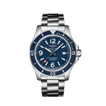 Breitling Superocean 44 Steel 44mm Blue United States of America, New York, New York