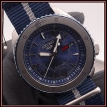 Seiko 5 Sports Steel 42,5mm Blue No numerals