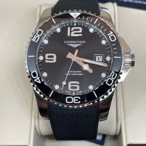Longines L3.781.4.56.9 Steel 2020 HydroConquest 41mm new United States of America, New York, NY