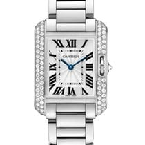 Cartier Rose gold Automatic Silver 39.2mm new