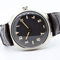 Panerai Witgoud 47mm Handopwind PAM00376 tweedehands