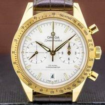 Omega Speedmaster '57 Yellow gold White United States of America, Massachusetts, Boston