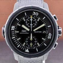 IWC Aquatimer Chronograph Acier 44mm Noir