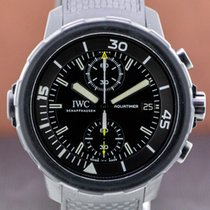 IWC IW379502 Steel Aquatimer Chronograph 44mm United States of America, Massachusetts, Boston
