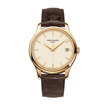 Patek Philippe 5227J-001 Yellow gold 2020 Calatrava 39mm new United States of America, New York, New York