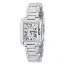 Cartier Or blanc 30mm Quartz W5310023 occasion