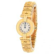 Cartier Or jaune 24mm Quartz occasion