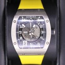 Richard Mille RM 005 White gold 38mm Transparent Arabic numerals