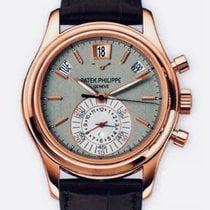 Patek Philippe 5960R-001 Rose gold 2009 Annual Calendar Chronograph 40.5mm new