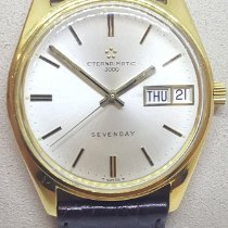 Eterna Yellow gold 35mm Automatic Matic pre-owned United States of America, Colorado, Denver