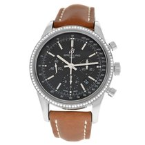 Breitling Transocean Chronograph AB015253/BA99-433X New Steel 44mm Automatic United States of America, New York, New York