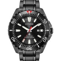 Citizen Promaster Marine Steel Black