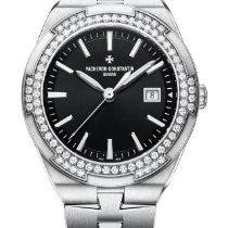 Vacheron Constantin Overseas new 2021 Quartz Watch with original box and original papers 1205V/100A-B591