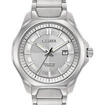 Citizen Titanium AW1540-88A new