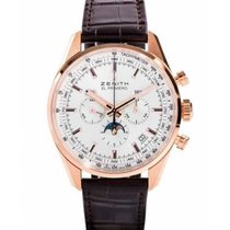Zenith El Primero 410 new 2021 Automatic Watch with original box and original papers 18.2091.410/01.C494