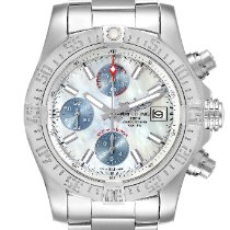 Breitling Avenger II Steel 43mm Mother of pearl United States of America, Georgia, Atlanta