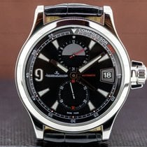 Jaeger-LeCoultre Master Compressor GMT Steel Black United States of America, Massachusetts, Boston