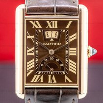 Cartier Tank Louis Cartier Rose gold 39mm Roman numerals United States of America, Massachusetts, Boston