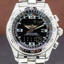 Breitling B-1 Steel 44mm Black Arabic numerals United States of America, Massachusetts, Boston