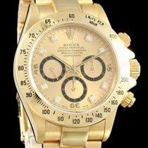 Rolex 16528 Желтое золото 1994 Daytona 40mm подержанные